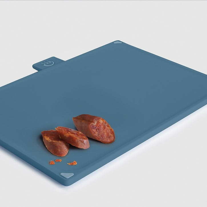 Set of 4 large index chopping boards
