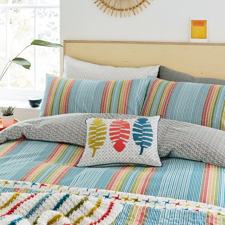Macaw super-King Bedding Set, Explorer