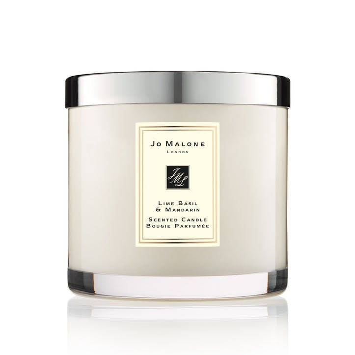 Deluxe Candle Lime Basil & Mandarin