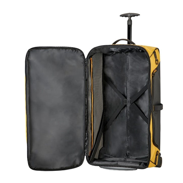 Paradiver LightDuffle With Wheels, 67cm, Yellow