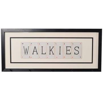 'Walkies' Dog Lead Hooks