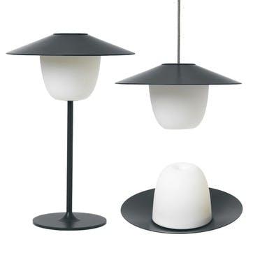 Multi-way LED Lamp, Magnet Grey