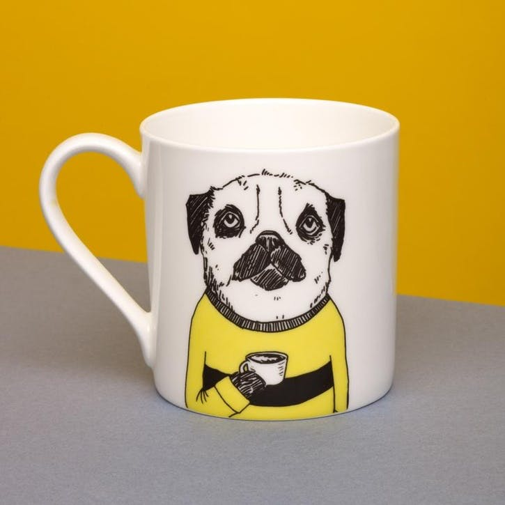 Pug Animal Mug