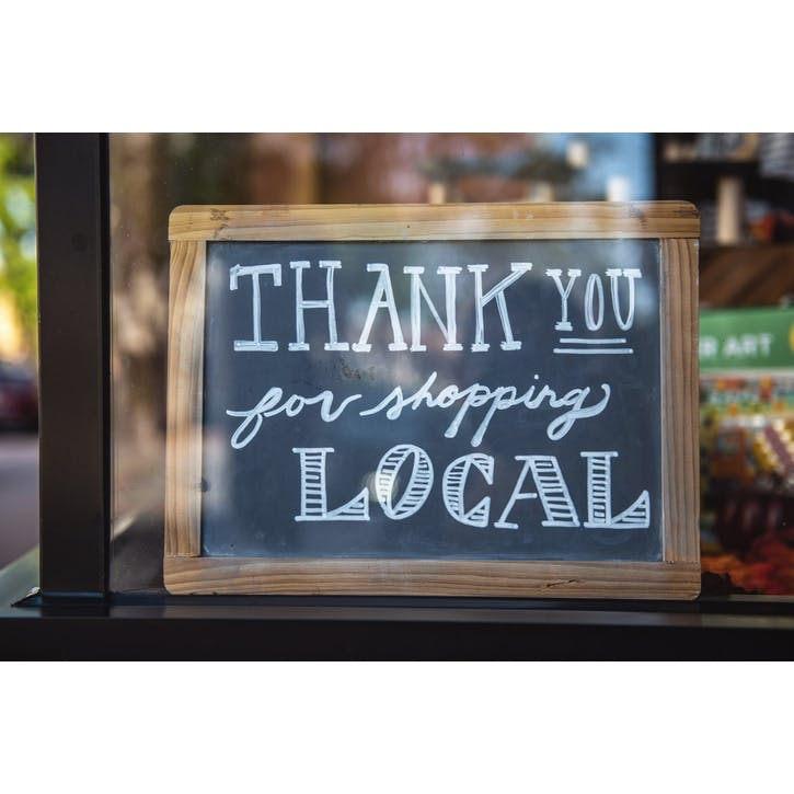 I promise to support more small businesses