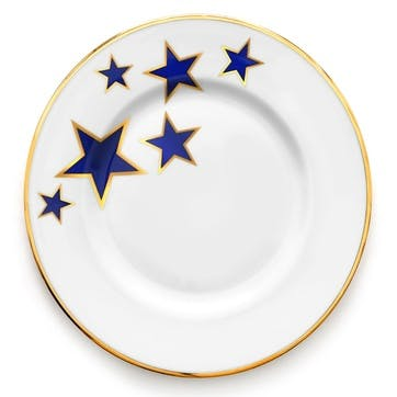 Lucky Stars Salad Plate