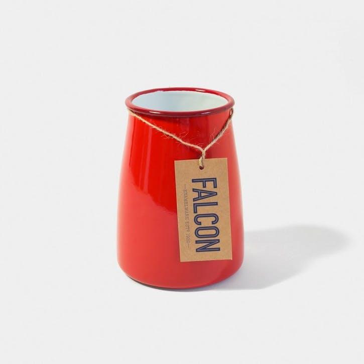 Utensil Pot, Postbox Red