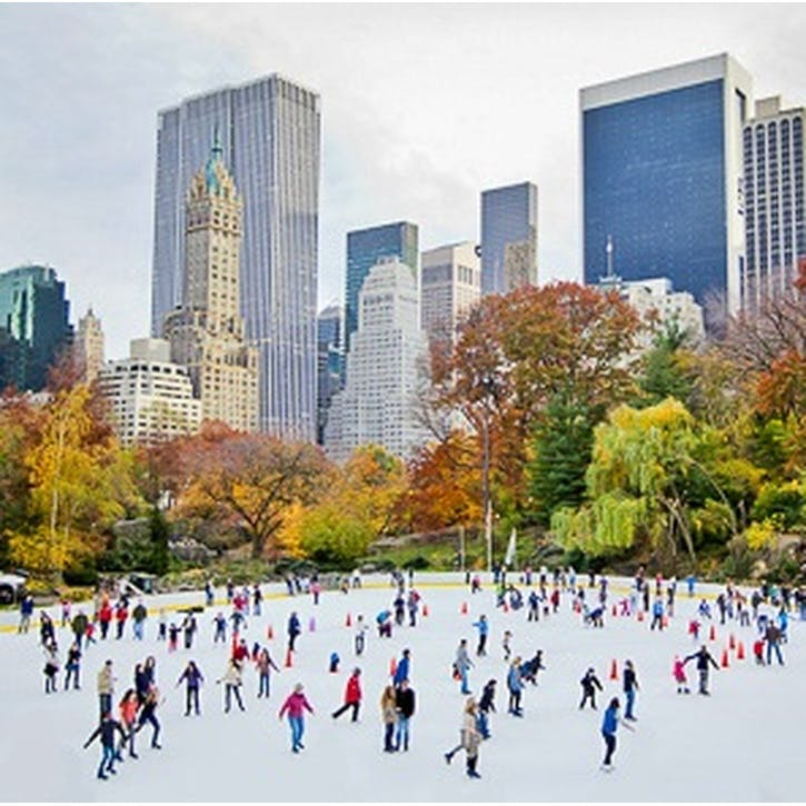 VIP Ice Skating Passes for Central Park