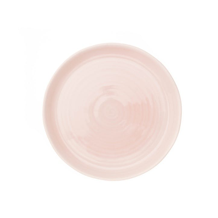 Pinch Side Plate, Pink
