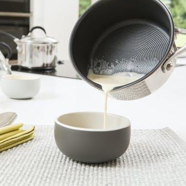 Momentum Stainless Steel Saucepan, 16cm