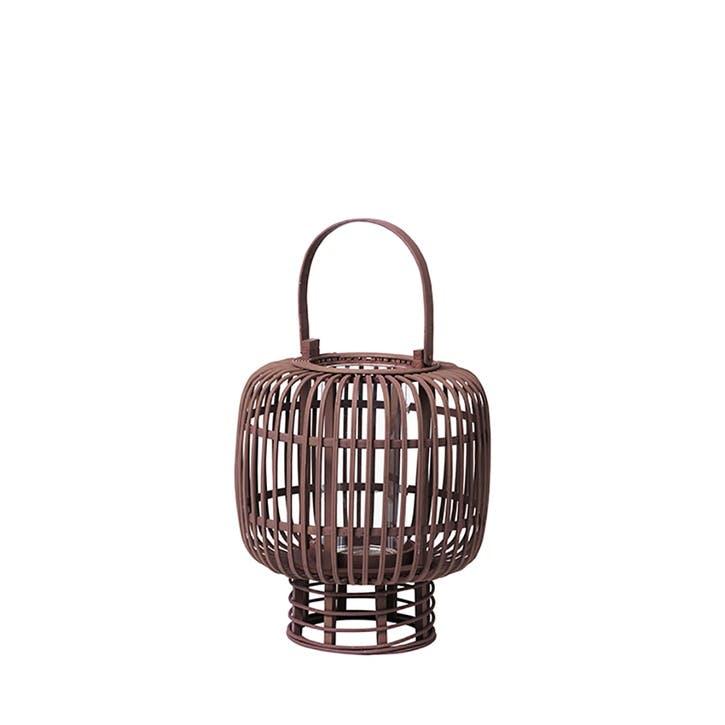 Goran Lantern, Small, Brown