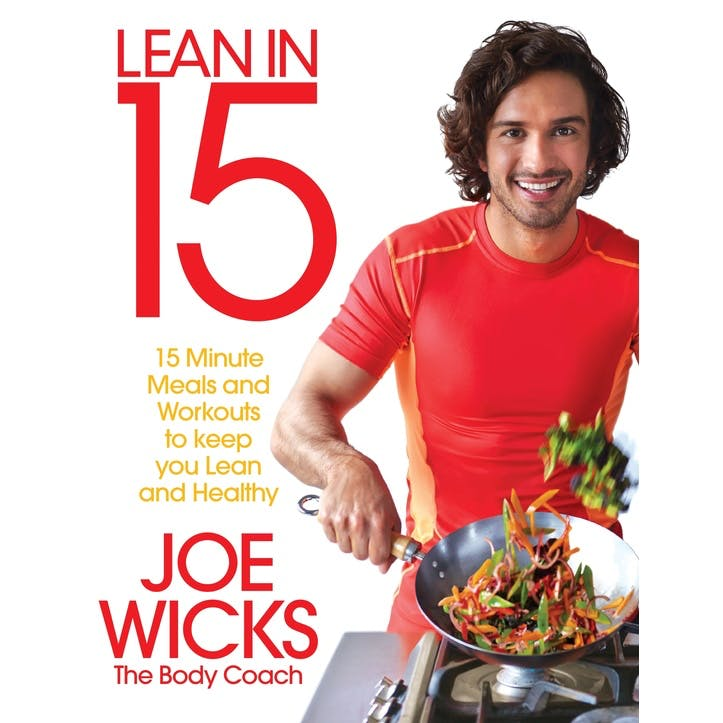 Joe Wicks: Lean in 15, The Shift Plan