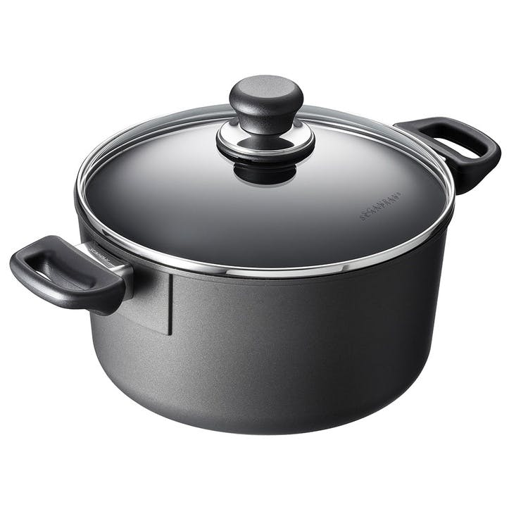 Classic Induction, Casserole with Lid, 4.8L