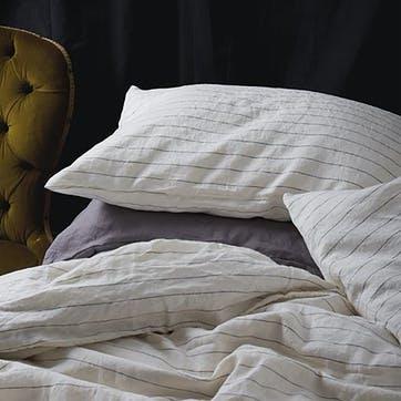Bedding Bundle Kingsize with Kingsize Pillowcases Luna Stripe