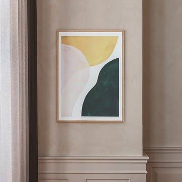 Transparent Rose, Berit Mogensen Lopez Art Print