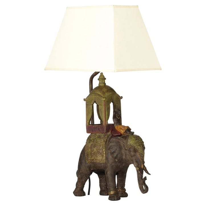 The Ceremonial Elephant Lamp