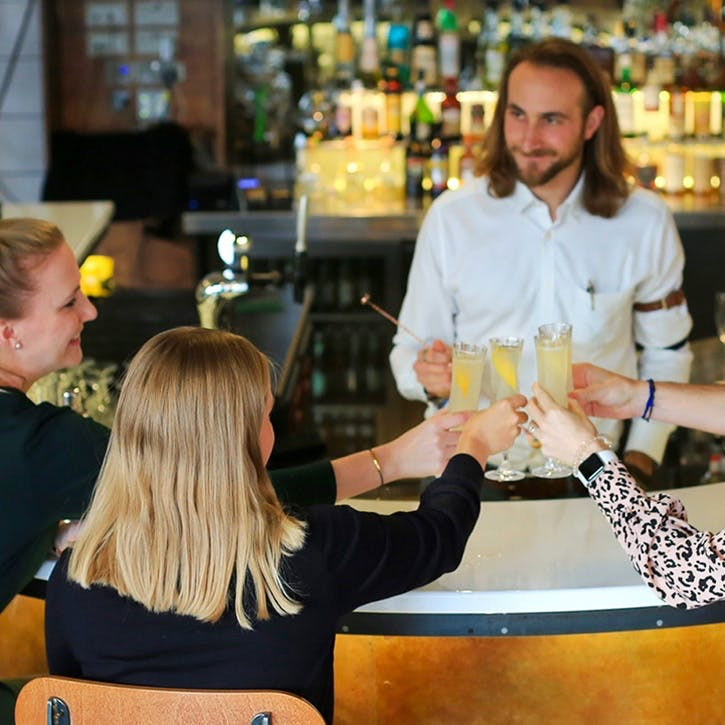 Gin Masterclass with Sharing Platter for Two at Gordon Ramsay's Bread Street Kitchen