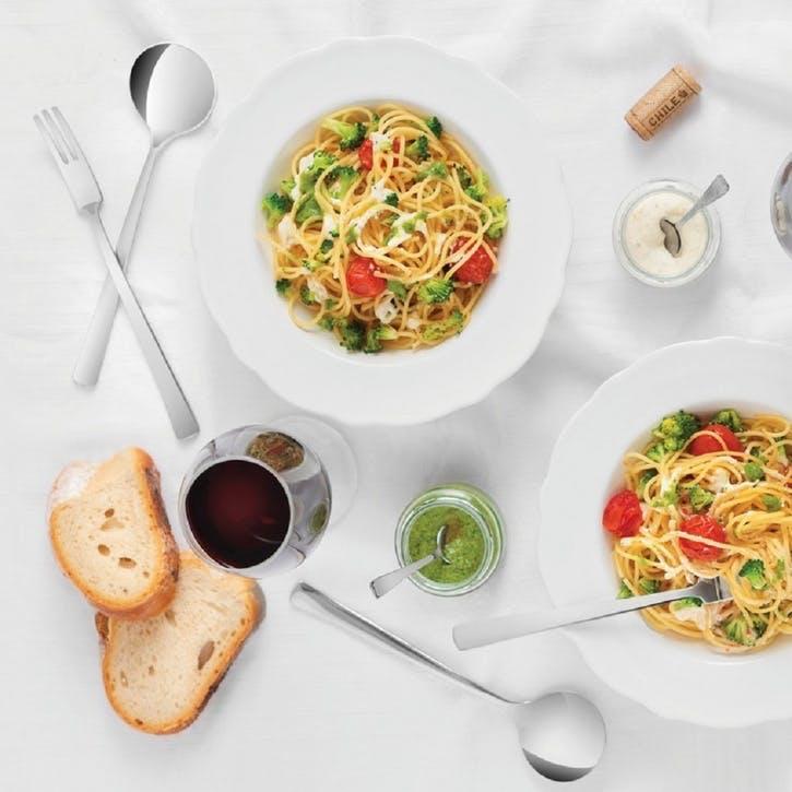 Spaghetti Set, 8 Piece