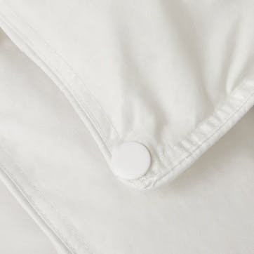Perfect Everyday Duck Down Double Duvet, 13.5 Tog