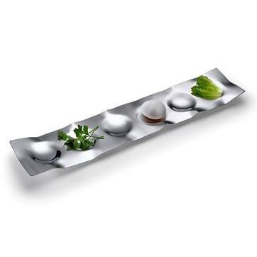 Moon Path Seder Plate