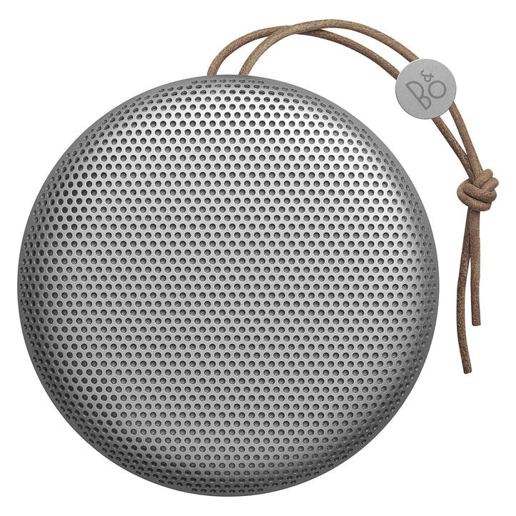 A1 Portable Bluetooth Speaker; Silver