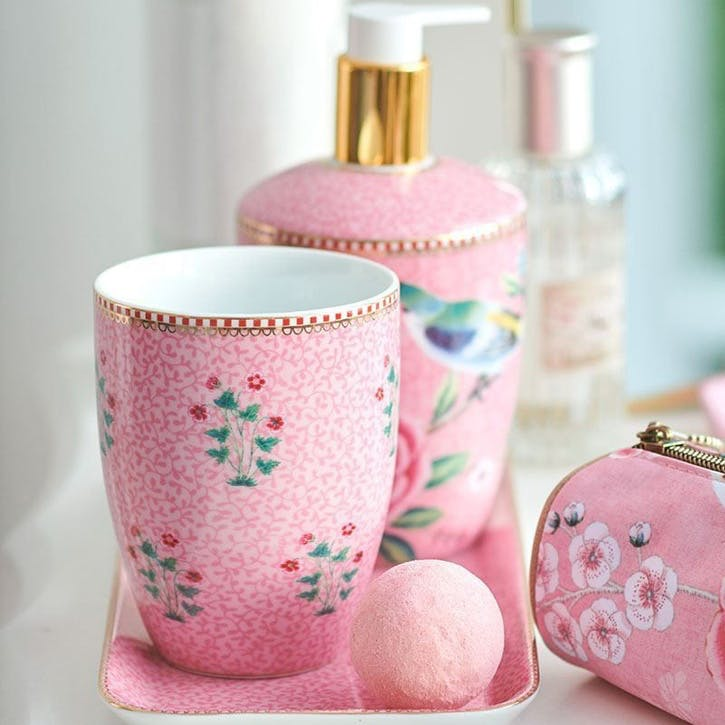 Good Morning Bathroom Accessories Set
