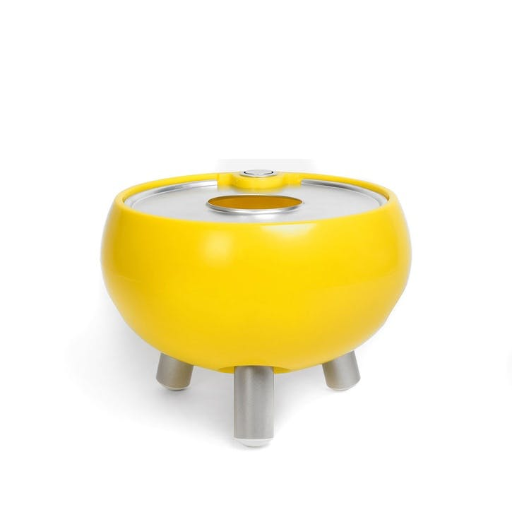 Freebird Champagne Cooler Table, Egg Yolk