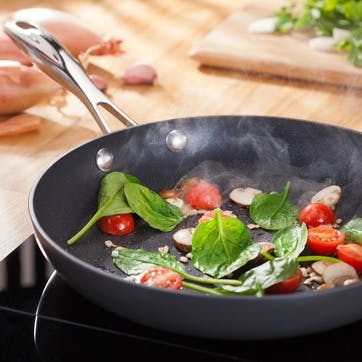 Hard Anodised Non-Stick Frying Pan, 26cm
