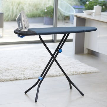Easy-Store, Ironing Board, Black/Blue