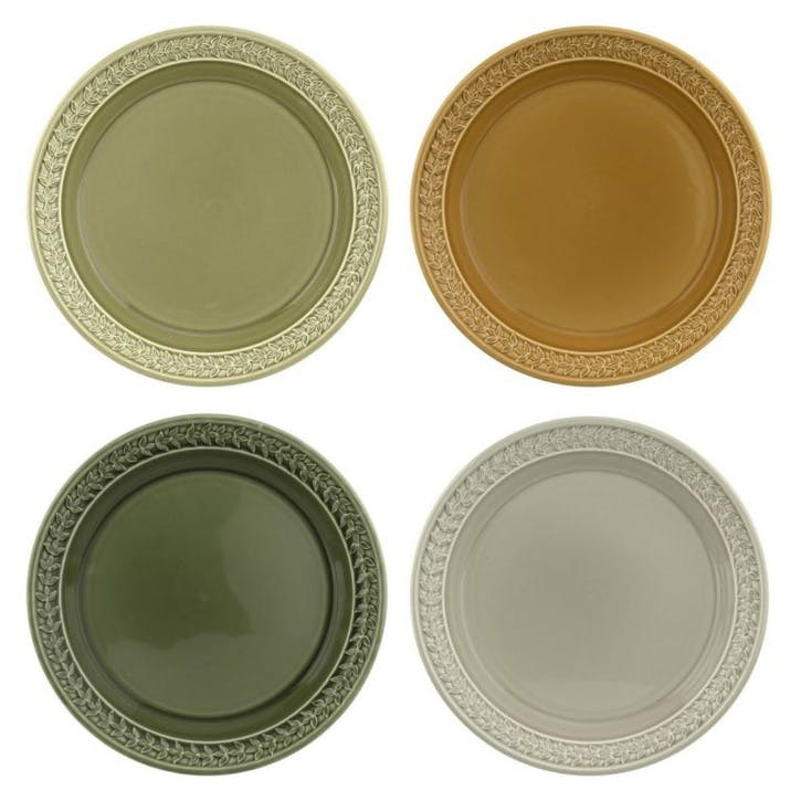 Botanic Garden Harmony Side Plates, Set of 4