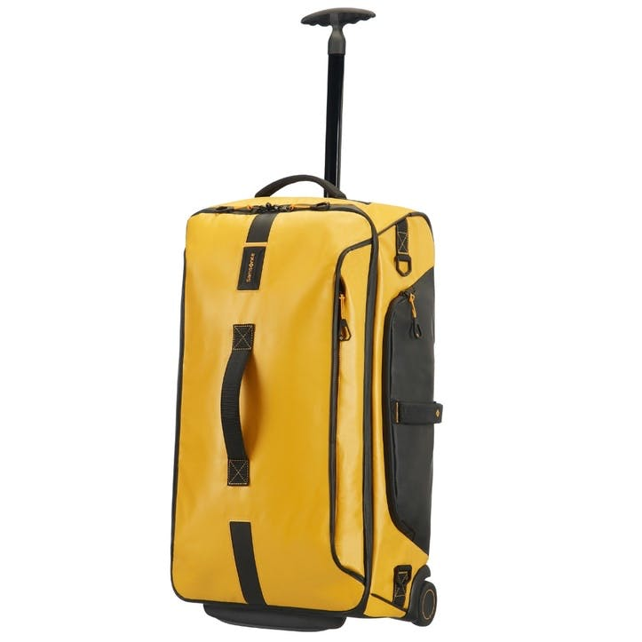 Paradiver Light Duffle With Wheels, 67cm, Yellow
