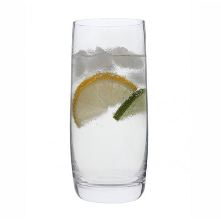 Drink Highball Glasses, Set of 6