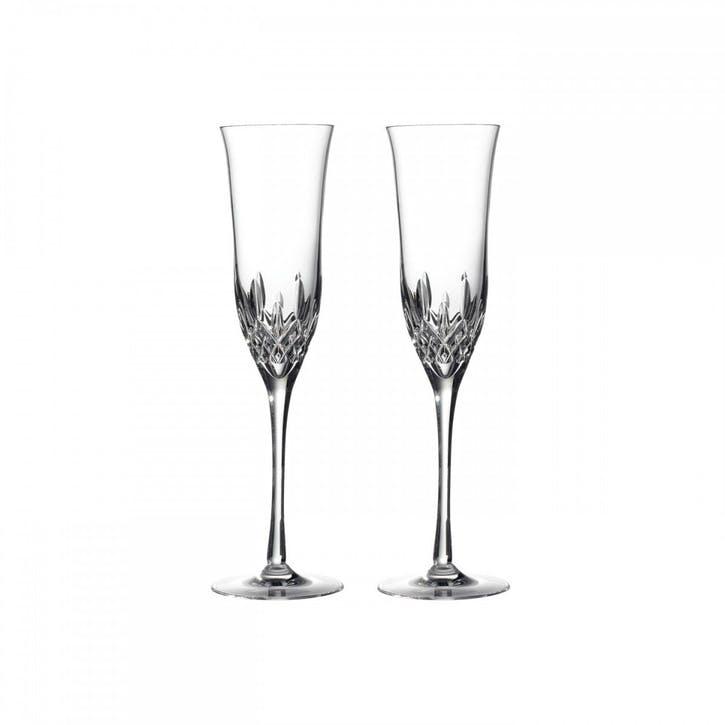 Lismore Essence Champagne Flute, Set of 2