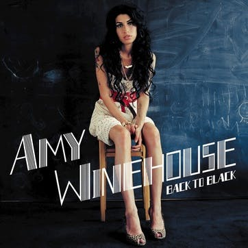 "Amy Winehouse, Back To Black 12"" Vinyl"