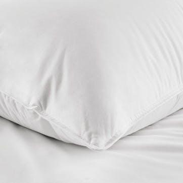 Perfect Everyday Duck Down Pillow, Super King, Medium/Firm