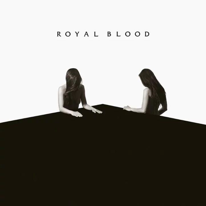 """Royal Blood, How Did We Get So Dark? 12"""" Vinyl"""