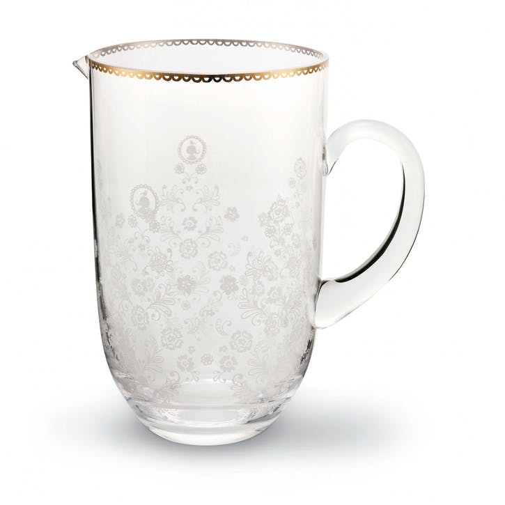 PiP Floral Pitcher