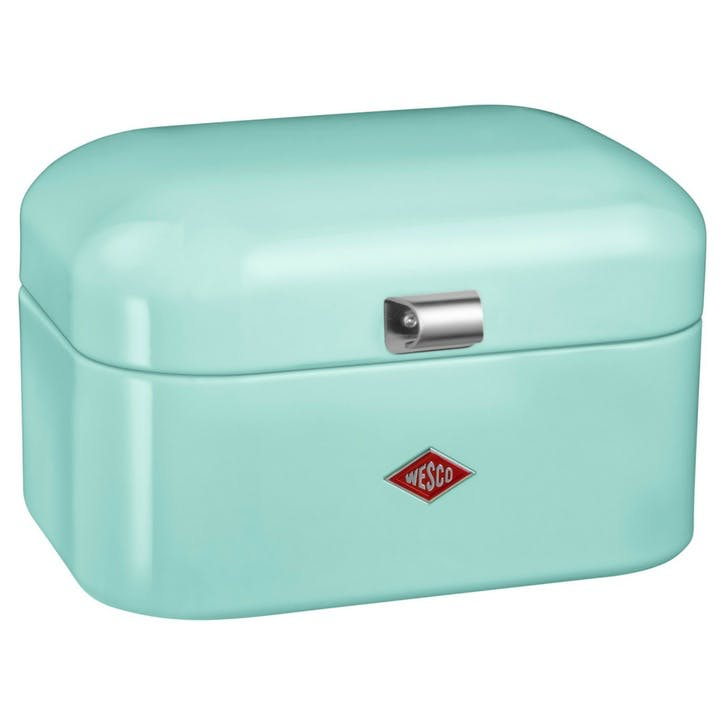 Single Grandy Bread Bin, Mint