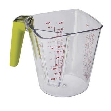 2-in-1 Measuring Jug, Green