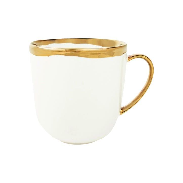 Dauville Mug, Gold