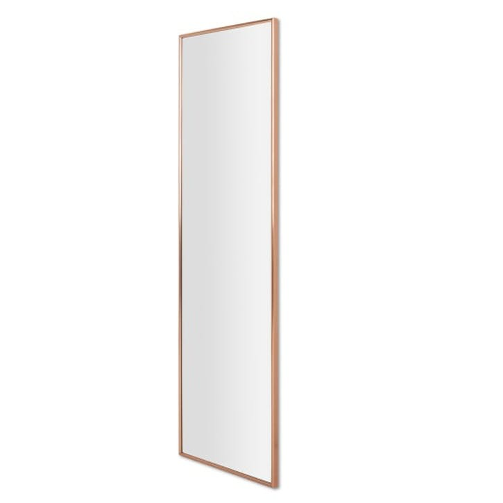 Denver Full Length Wall Mirror, Copper