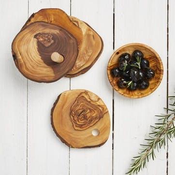 Rustic Coaster, Set of 4