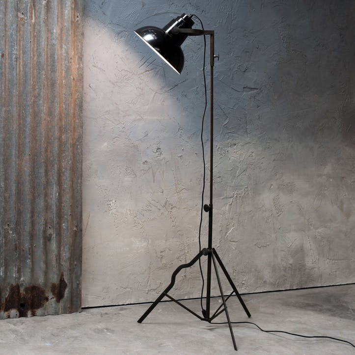 Oboro Film Light; Matt Black