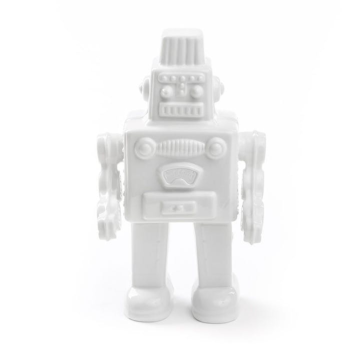 Robot, White