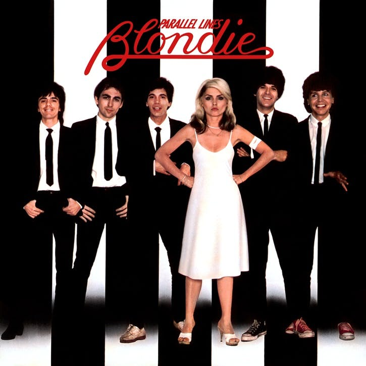 "Blondie, Parallel Lines 12"" Vinyl"