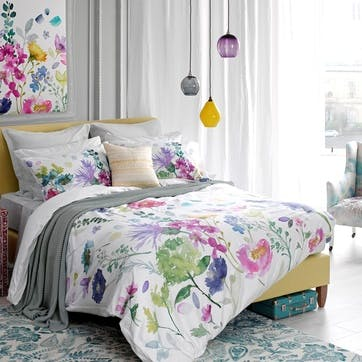 Tetbury Superking Size Duvet Cover & Pillowcase Set