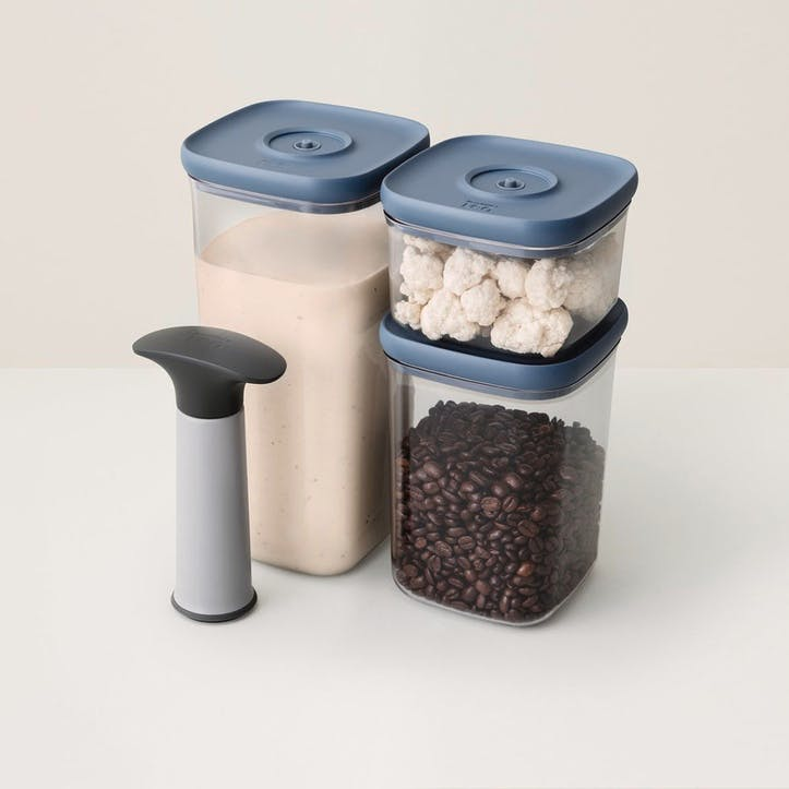 Vacuum Food Containers Set of 4