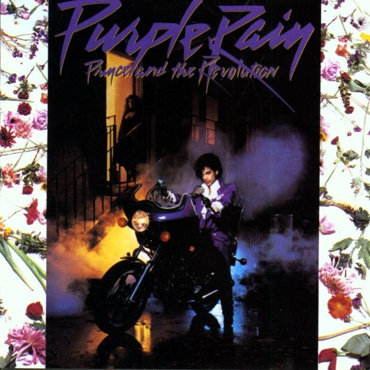 "Prince And The Revolution, Purple Rain 12"" Vinyl"