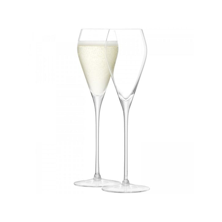 Wine Prosecco Glass, 250ml, Set of 2