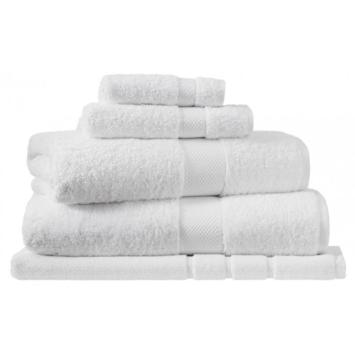 Luxury Egyptian Snow Bath Towel