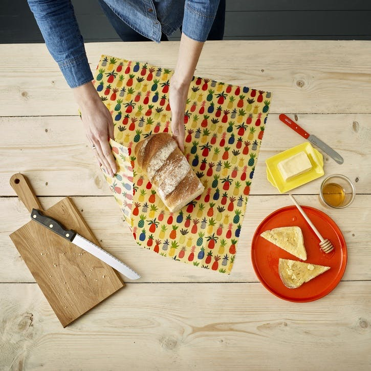 Beeswax Wraps, Kitchen Pack, Large
